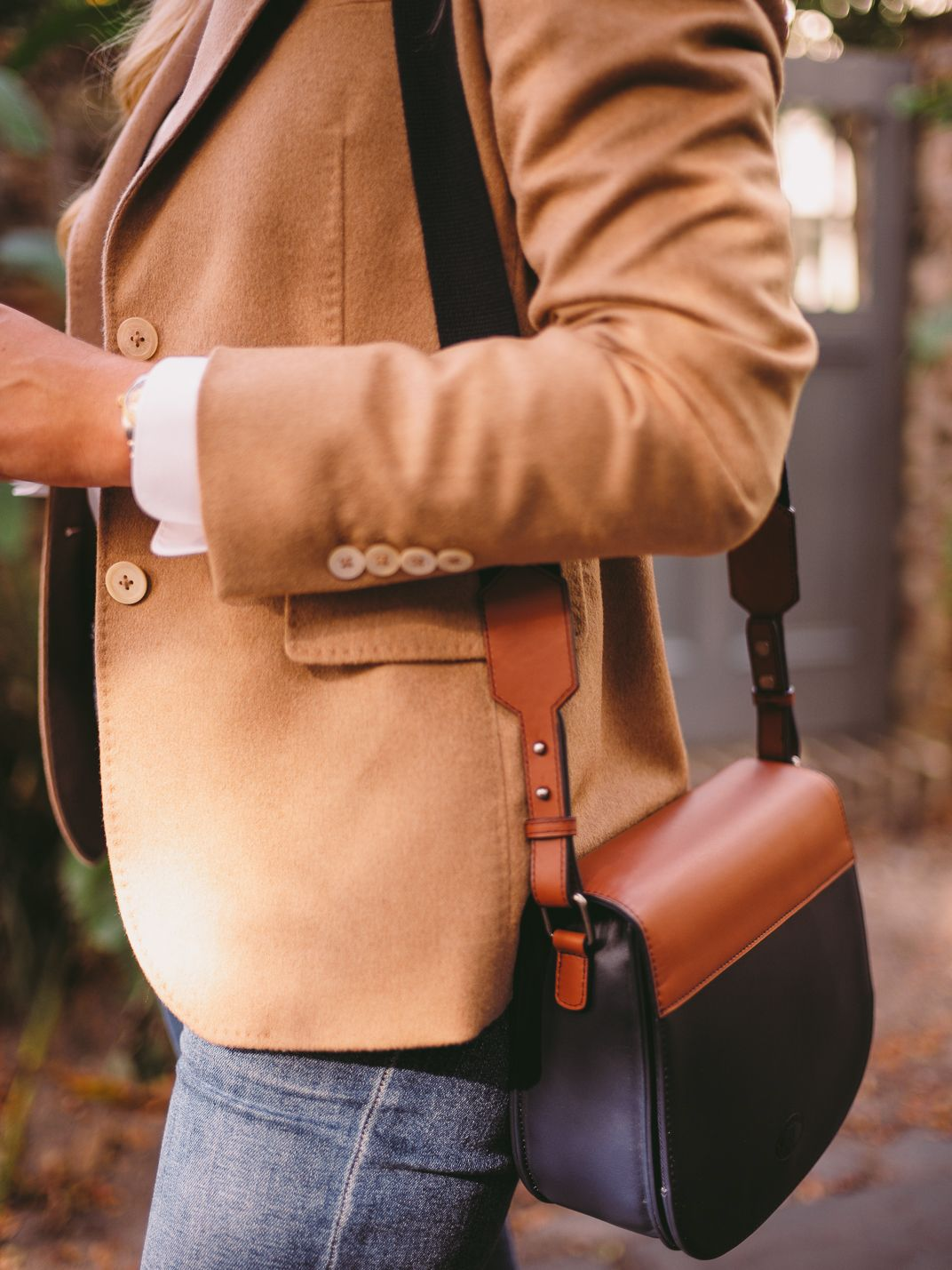f7bfb3d3b3792 Classic Fall Style with Brooks Brothers: One Jacket, Two Ways | Lucy Cuneo
