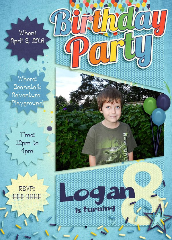 Info Card Templates by Scrapping with Liz http://the-lilypad.com/store/Info-Card-Digital-Scrapbook-Templates.html Celebrate by Kristin Aagard http://the-lilypad.com/store/digital-scrapbooking-kit-celebrate.html