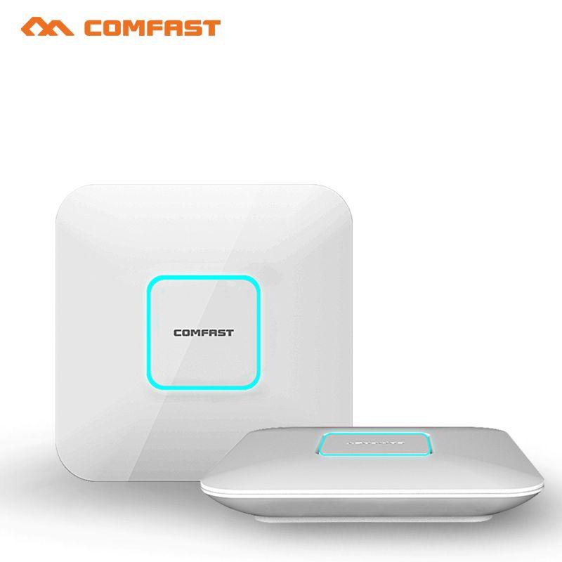 ハイクオリティ 無線ルータの Comfast天井apルータ1750メートルワイヤレスアクセスポイント11 Acギガビットルータデュアルバンド2 4グラム 5 8グラムapネットワークwifiルーターデバイスについて 更に多くの無線ルータ 情報を Aliexpress C ホームネットワーク Wifi