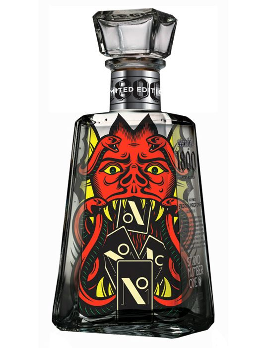 http://lovelypackage.com/1800%C2%AE-tequila-essential-artists-series-2/