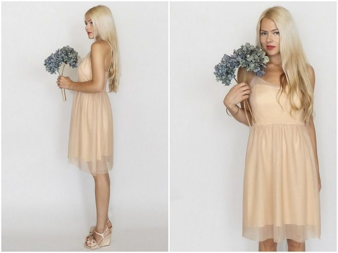 My favourite bridesmaids to cocktail dress by Dahl! So chic.   See more here >> http://su.pr/23HdaR
