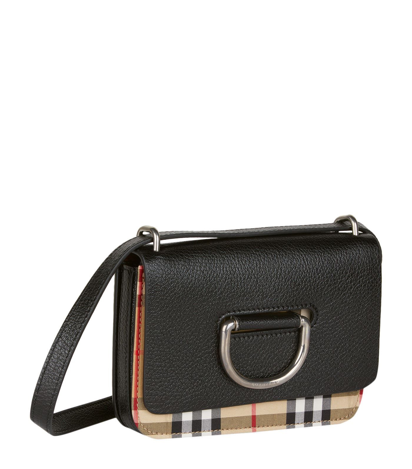 f977141b0421 Burberry Mini D-Ring Cross Body Bag  AD
