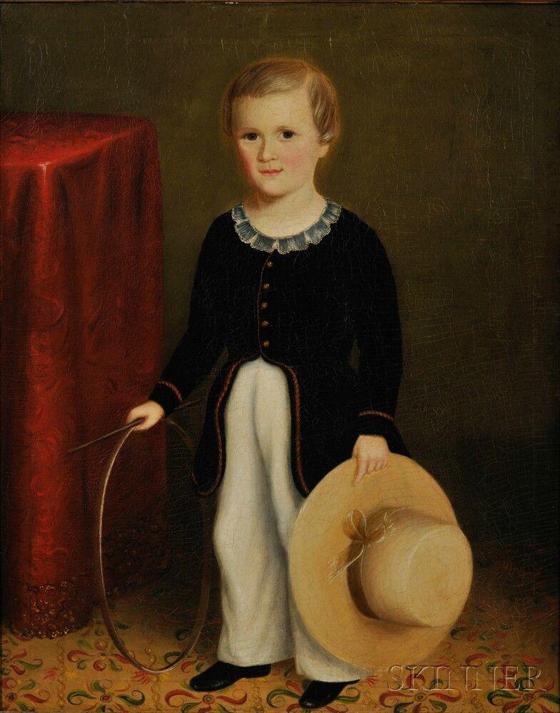 Manner of Joseph Whiting Stock (Massachusetts, 1815-1855 ...