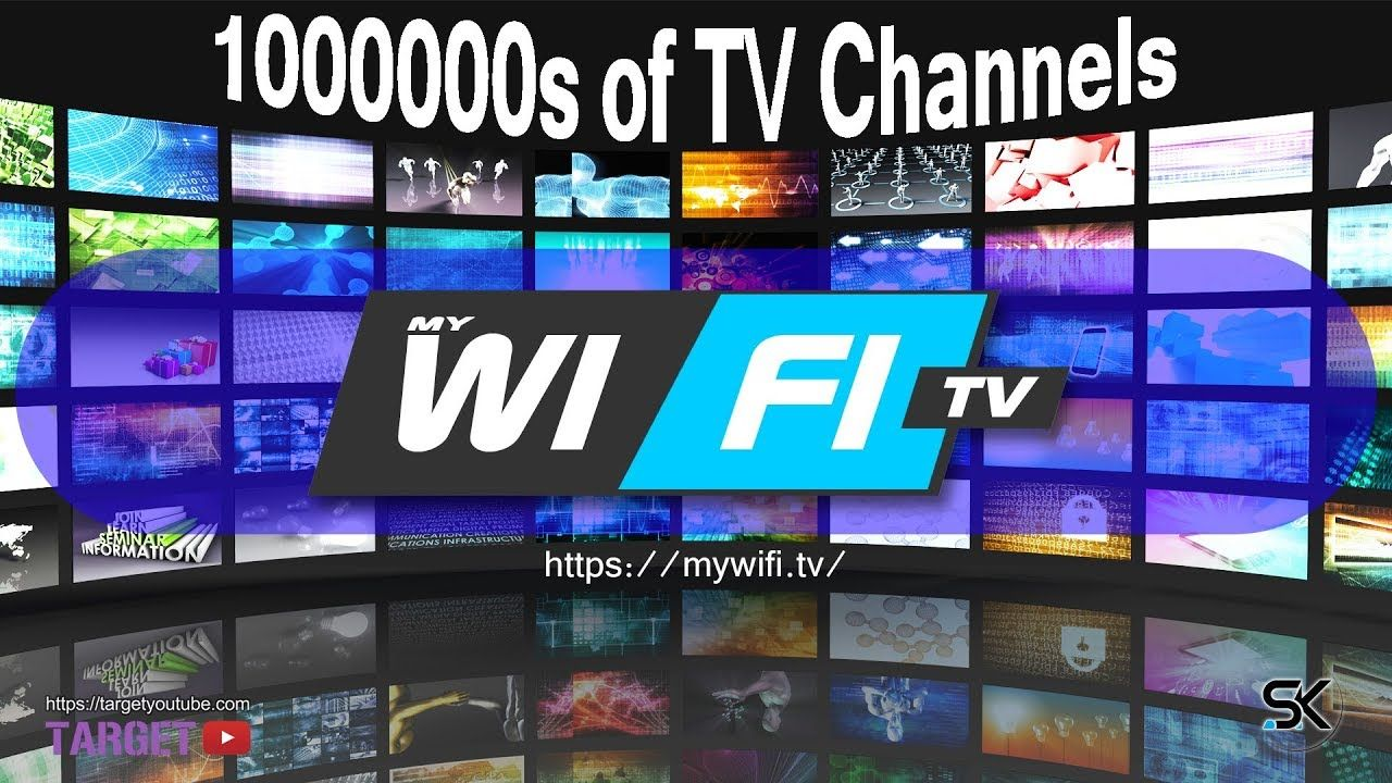My WiFi TV Discover Thousands of 'TV Channels' Around