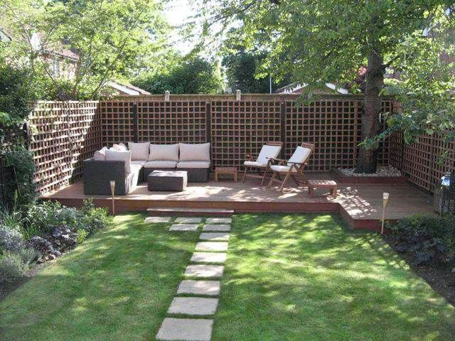 amenagement jardin exterieur design | jardines | Pinterest | Garten ...