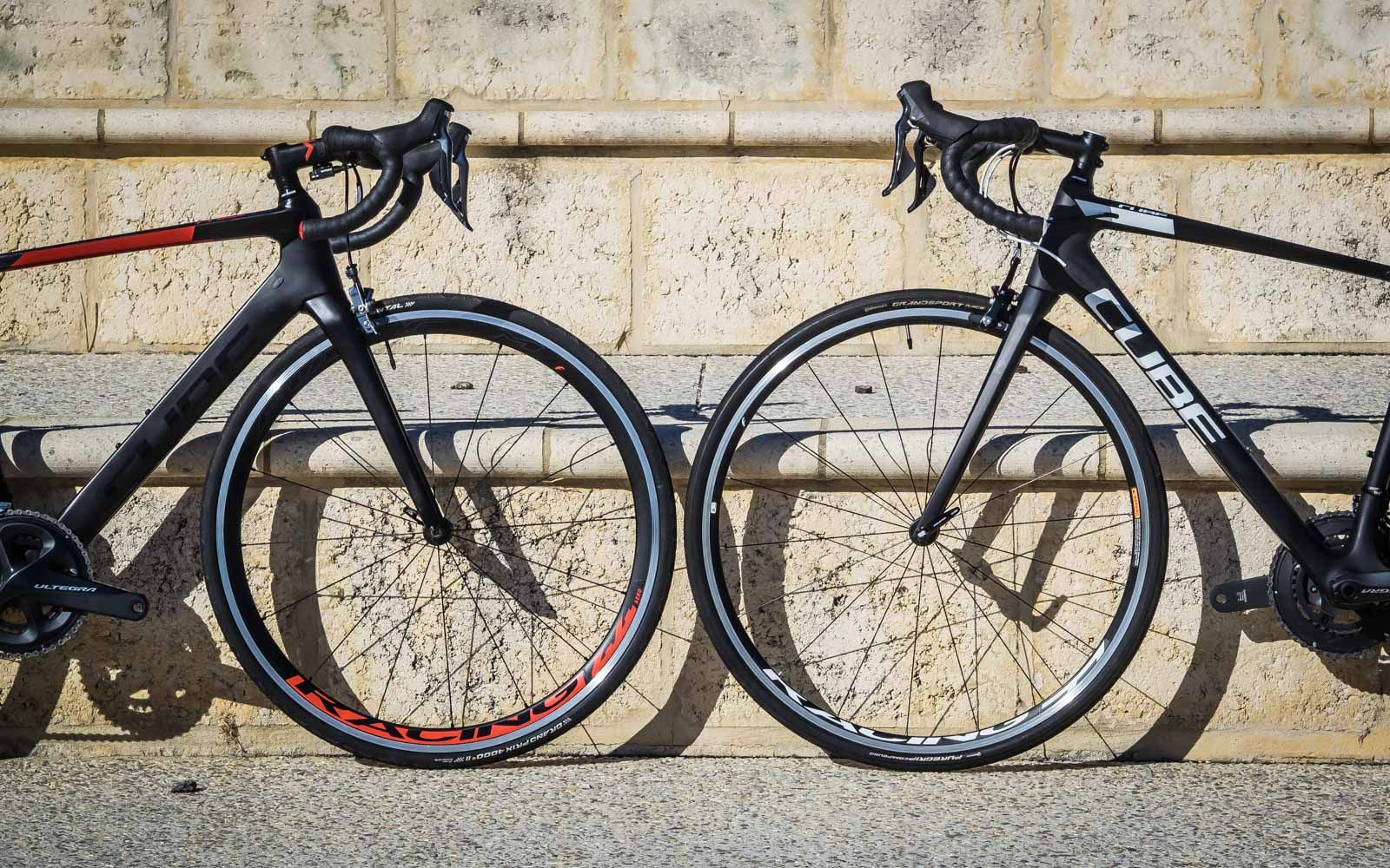 Cube Agree C 62 Sl And Cube Attain Gtc Sl Road Bike Review With