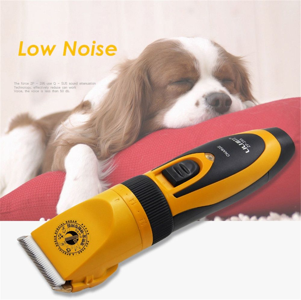 Professional Lili 35w Electric Pet Hair Clipper Rechargeable Shaver Cat Dog Hair Trimmer Grooming Machine Styling Carved Cutter In 2020 Dog Hair Hair Clippers Hair Trimmer