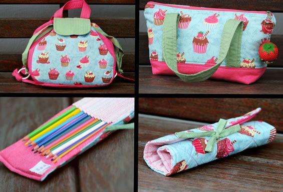 Bolsa Em Tecido Patchwork Passo A Passo : Bolsas em patchwork passo a artesanato brasil