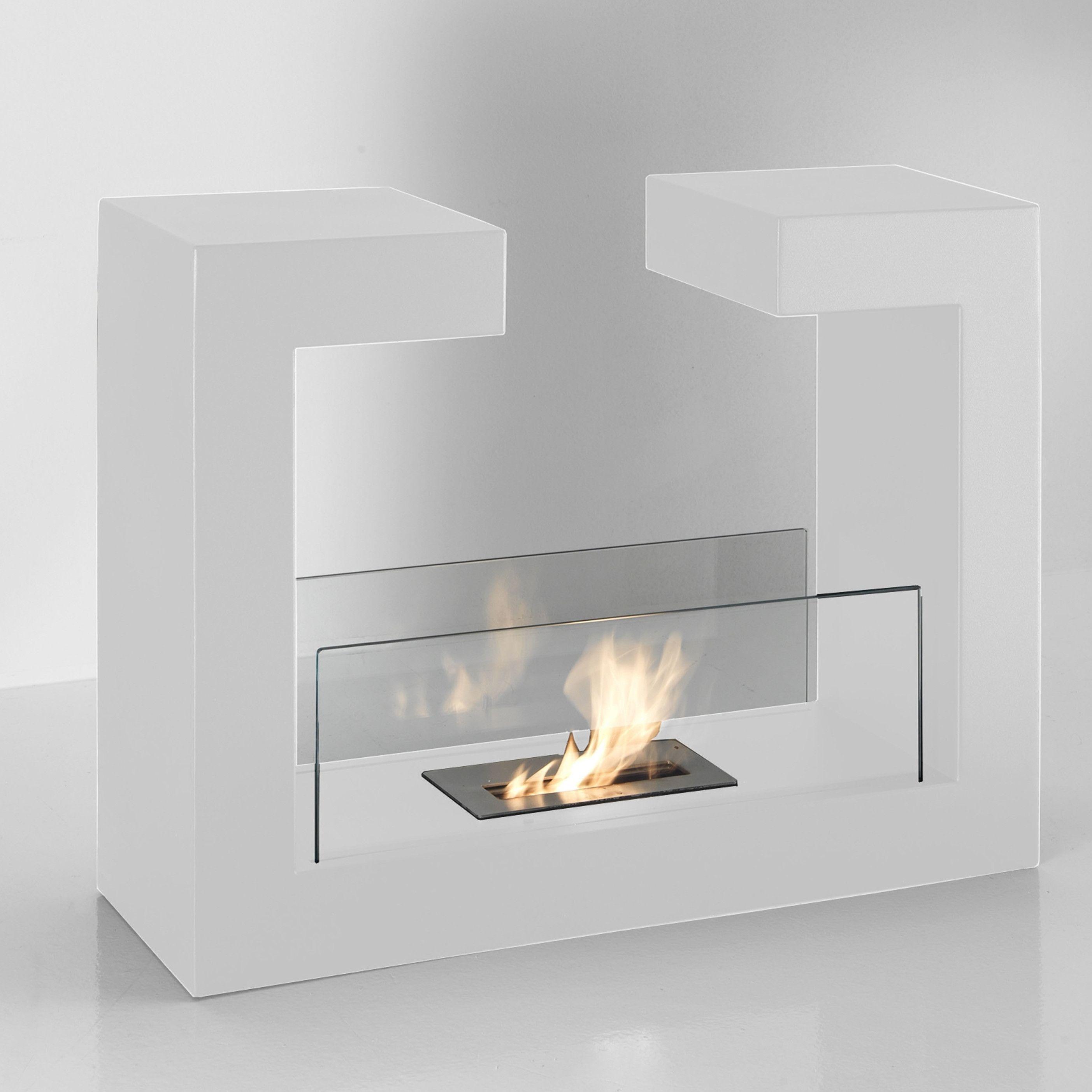 £359.99 Tomasucci Hug Ethanol Fireplace