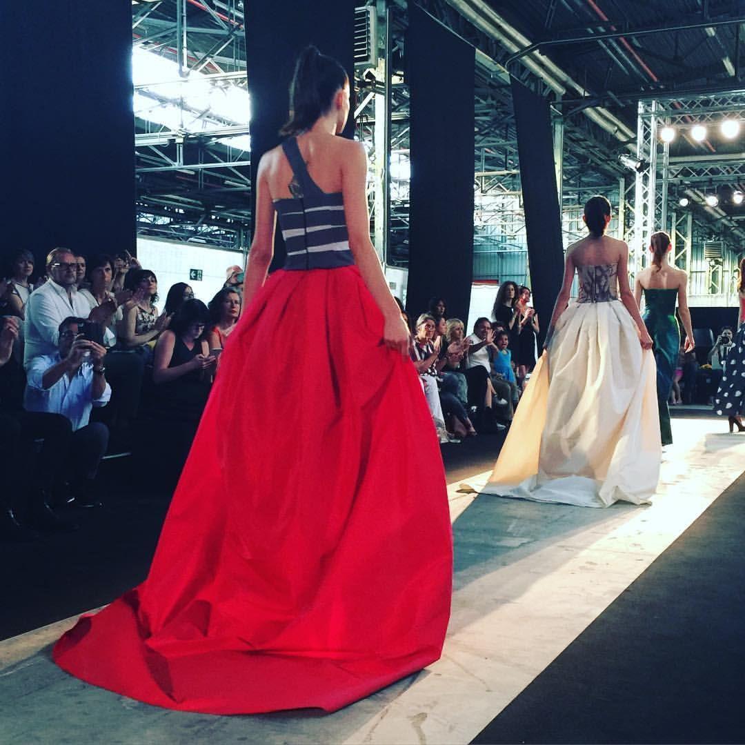 Vedi la foto di Instagram di @matryoshka.g • Torino Fashion Week #tfw