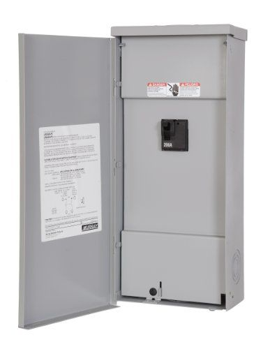 Black Friday 2014 Siemens W0202mb1200cu 200 Amp Outdoor Circuit Breaker Enclosure From Siemens Cyber Monday Siemens