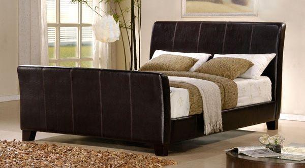 Homelegance Syracuse Ll Sleigh Bed Furniture Sleigh Beds