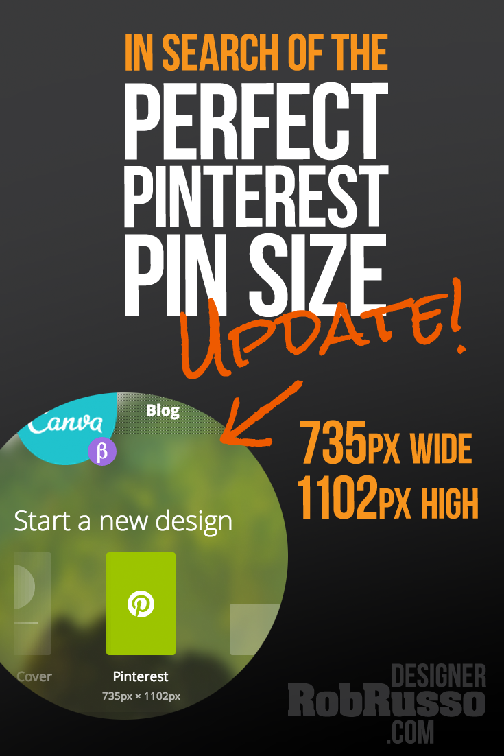 The Perfect Pinterest Pin Size | Best Image Sizes for Social Media ...