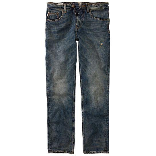 Men's Squam Lake Straight Fit Denim Pant | Timberland US Store
