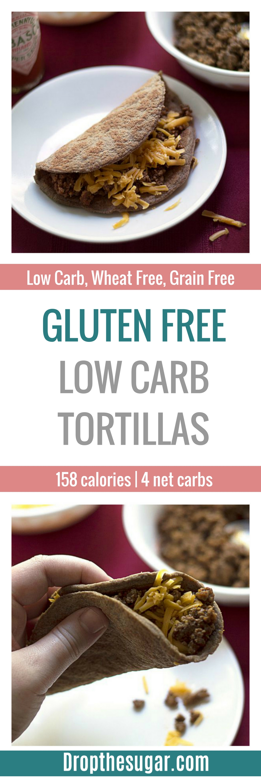 Gluten free low carb tortillas recipe low carb snacks