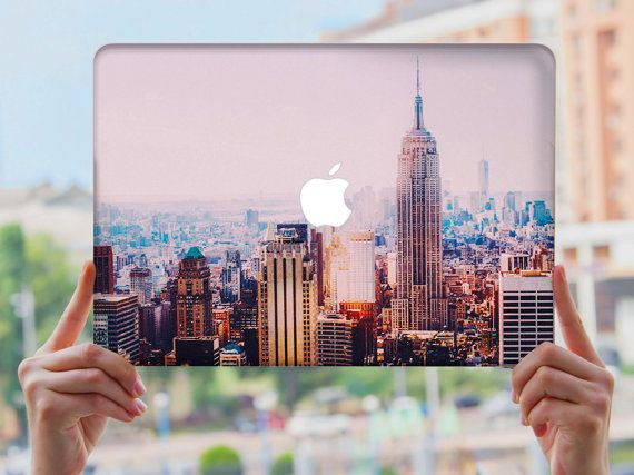 Manhattan New York Design Hard Case Cover Macbook Pro Air Retina 11 12 13 15