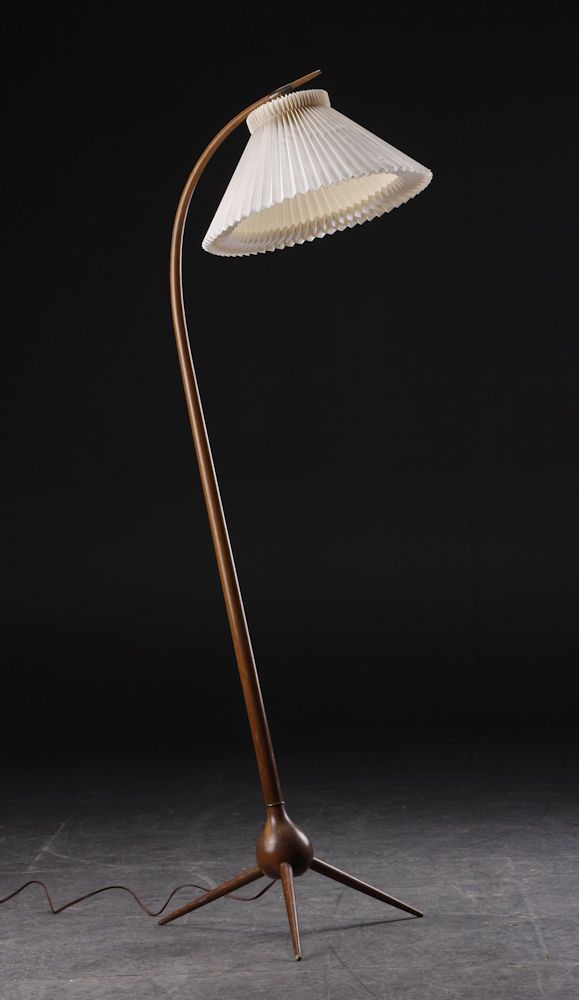 SEVERIN HANSEN FLOOR LAMP danish fitz hansen jacobsen louis poulsen ...