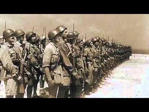 WW II : RARE COLOR FILM : D-DAY : JUNE 5TH 1944 - YouTube | BİLGİ VE