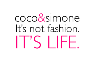 Coco & Simone-lots and lots of really cute stuff!!!