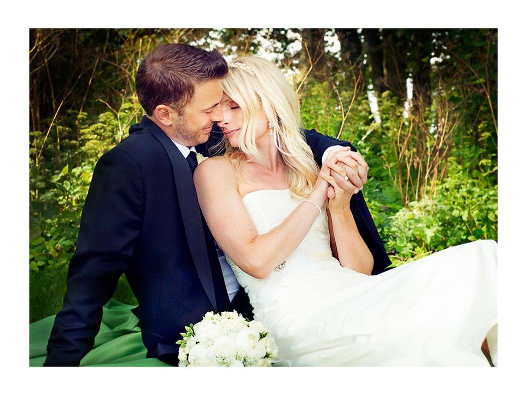 Kristina Bevan Bryllup Bryllup Billeder Invitationer