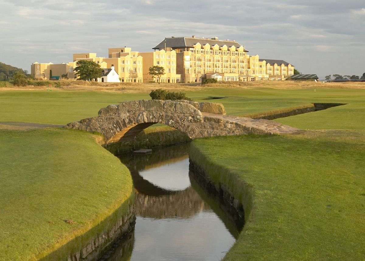 St Andrews Hotels Scotland Old Course