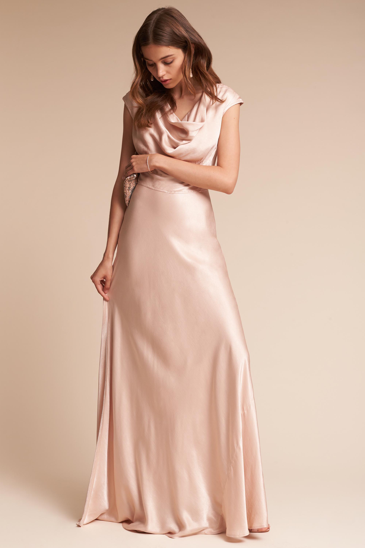 Ghost London Gloss Dress Blush Bridesmaid Dresses Spring Bridesmaid Dresses Bhldn Bridesmaid Dresses