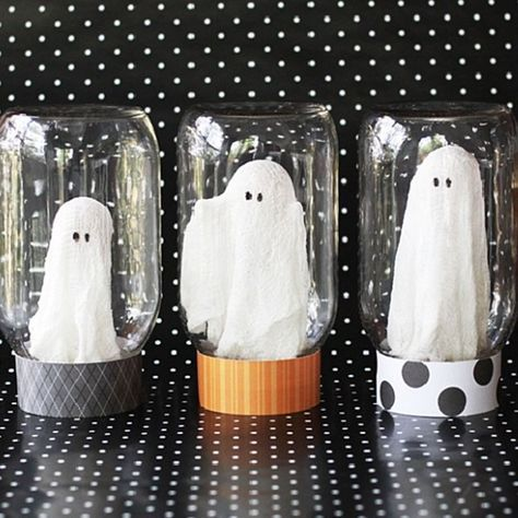 DIY Halloween Decorations That Will Make Your House the Most Boo - homemade halloween decorations for kids