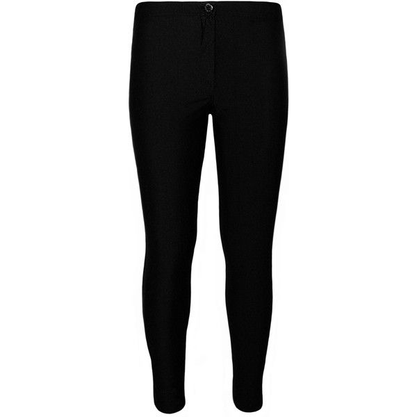 fb9bcdd37dd Tia Stretch Disco Pants ( 19) ❤ liked on Polyvore featuring pants ...