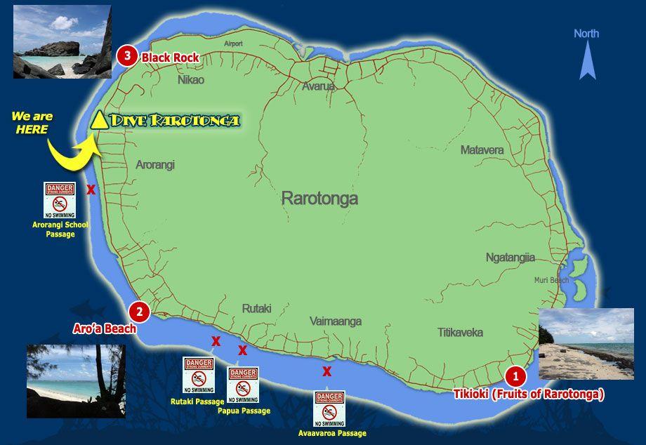 35e247ad4f69 map showing rarotonga accommodation locations