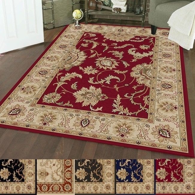 Overstock Com Online Shopping Bedding Furniture Electronics Jewelry Clothing More Brown Area Rugs Furniture Placement Living Room Burgundy Living Room