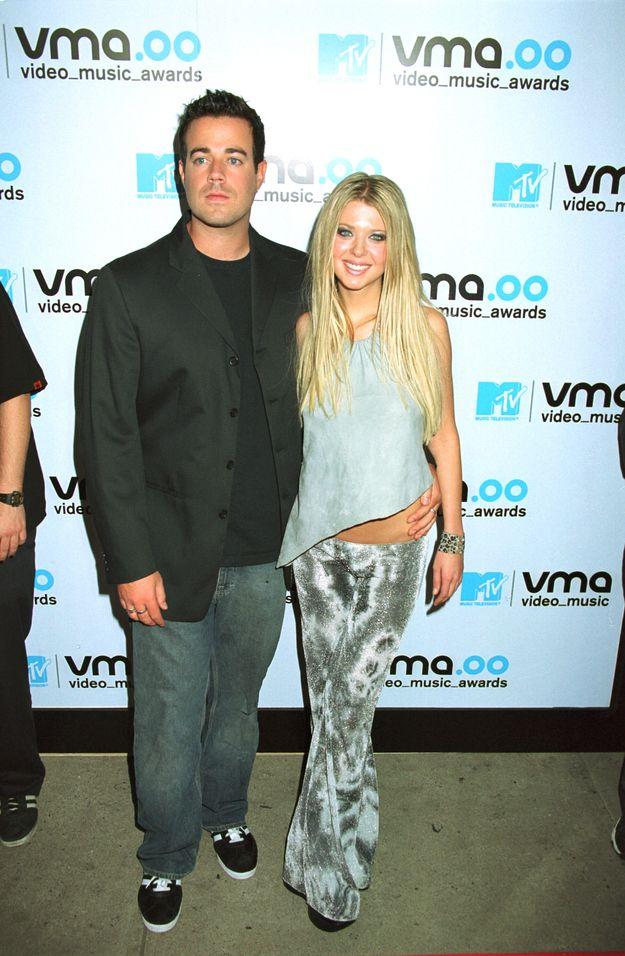 Carson Daly And Tara Reid Celebrity Couples Celebrities Female