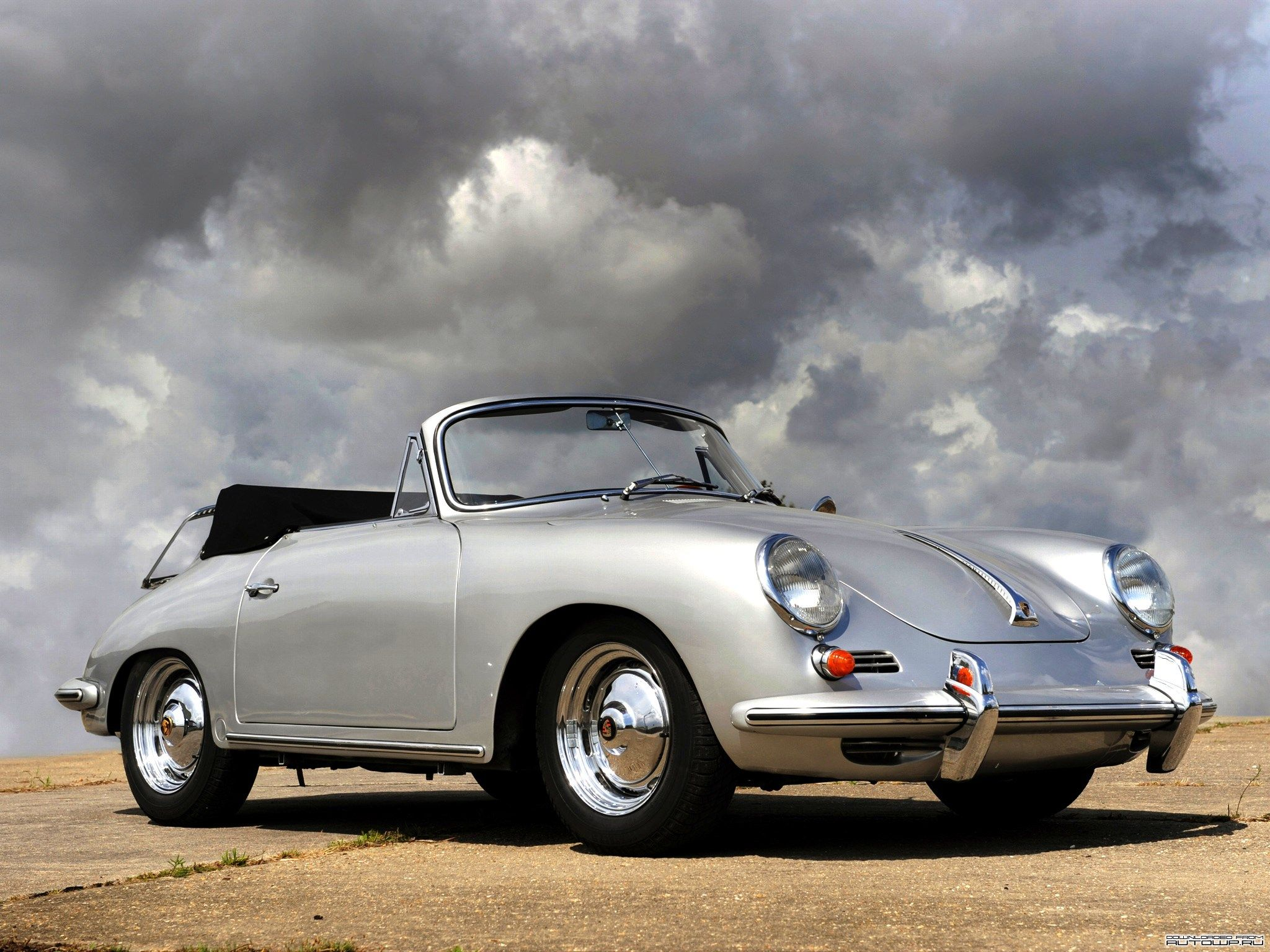 Photo 1962 Porsche 356 Super Coupe 53 Years Old And Still Looks Fantastic