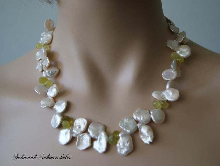 EXQUISITES ZUCHTPERLEN-COLLIER