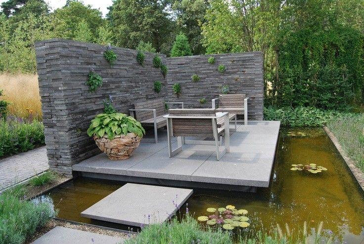 Terrasse Gestalten Garten Modern 4Yv8pQCw (736×494)