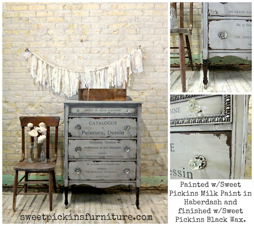 New Rub on Transfers – Tutorial! | Sweet Pickins Furniture