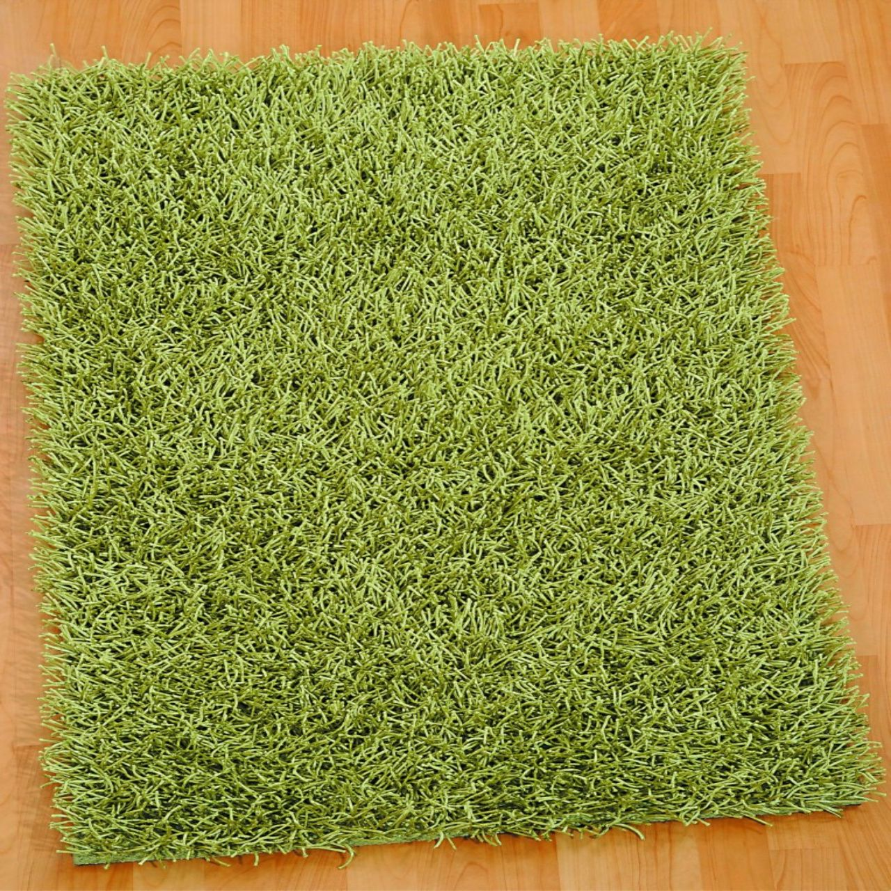 Details About Modern Shiny Carpet Lime