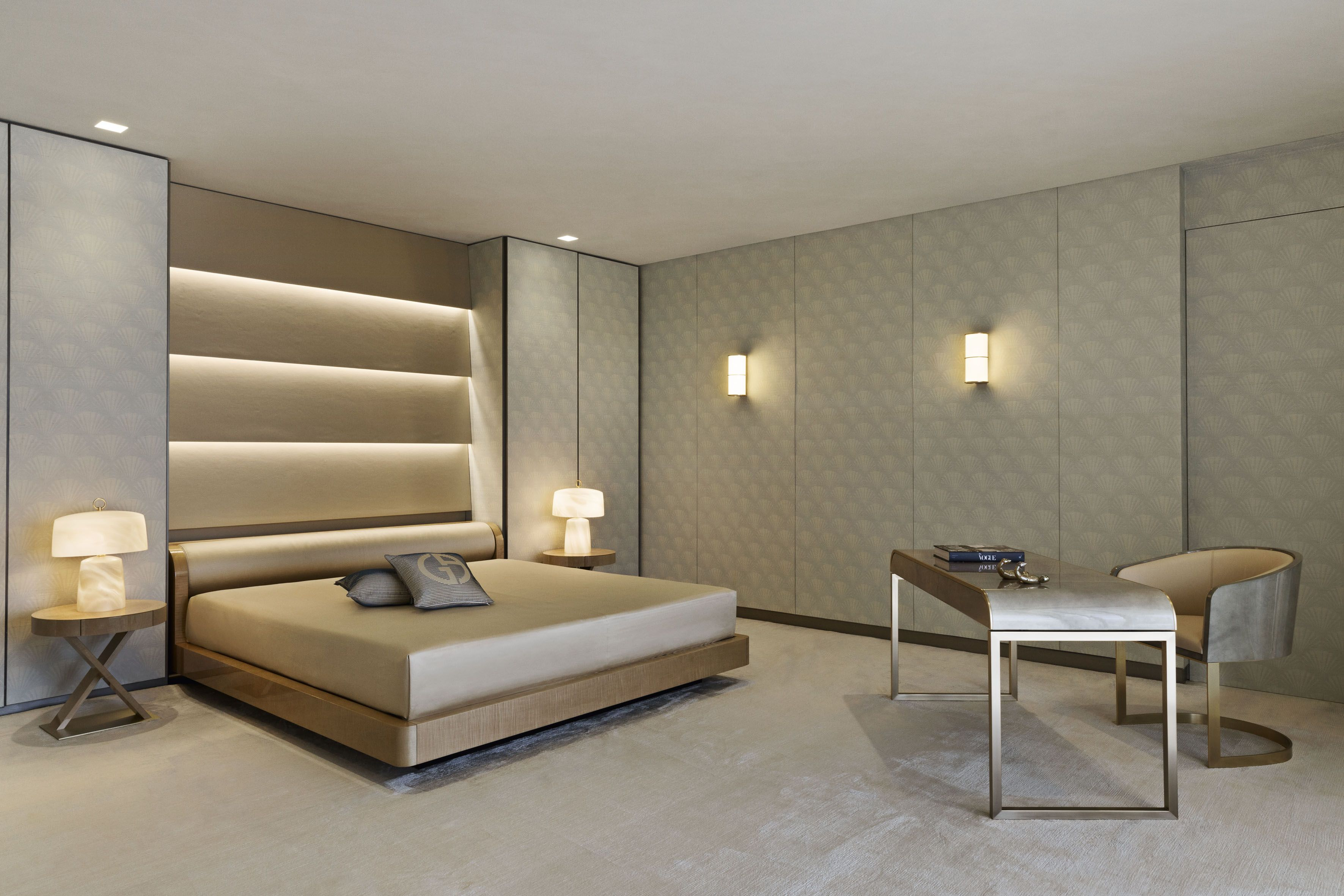 The Perfect Bedroom For Luxury Homes To Create The Perfect