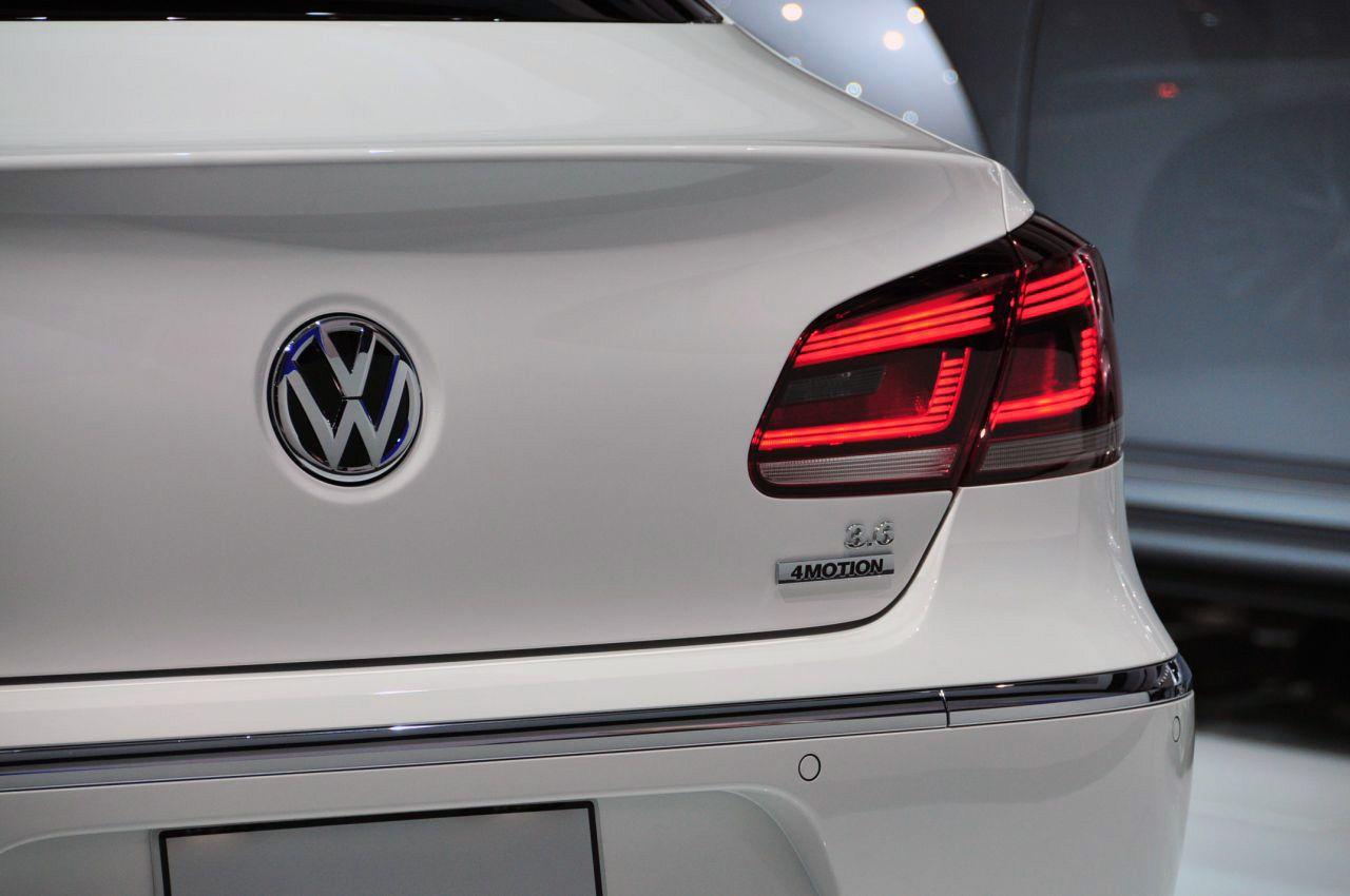 2014 volkswagen cc back lights