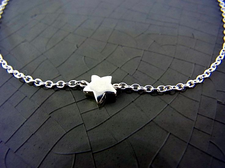 925 mini star necklace completely sterling silver by