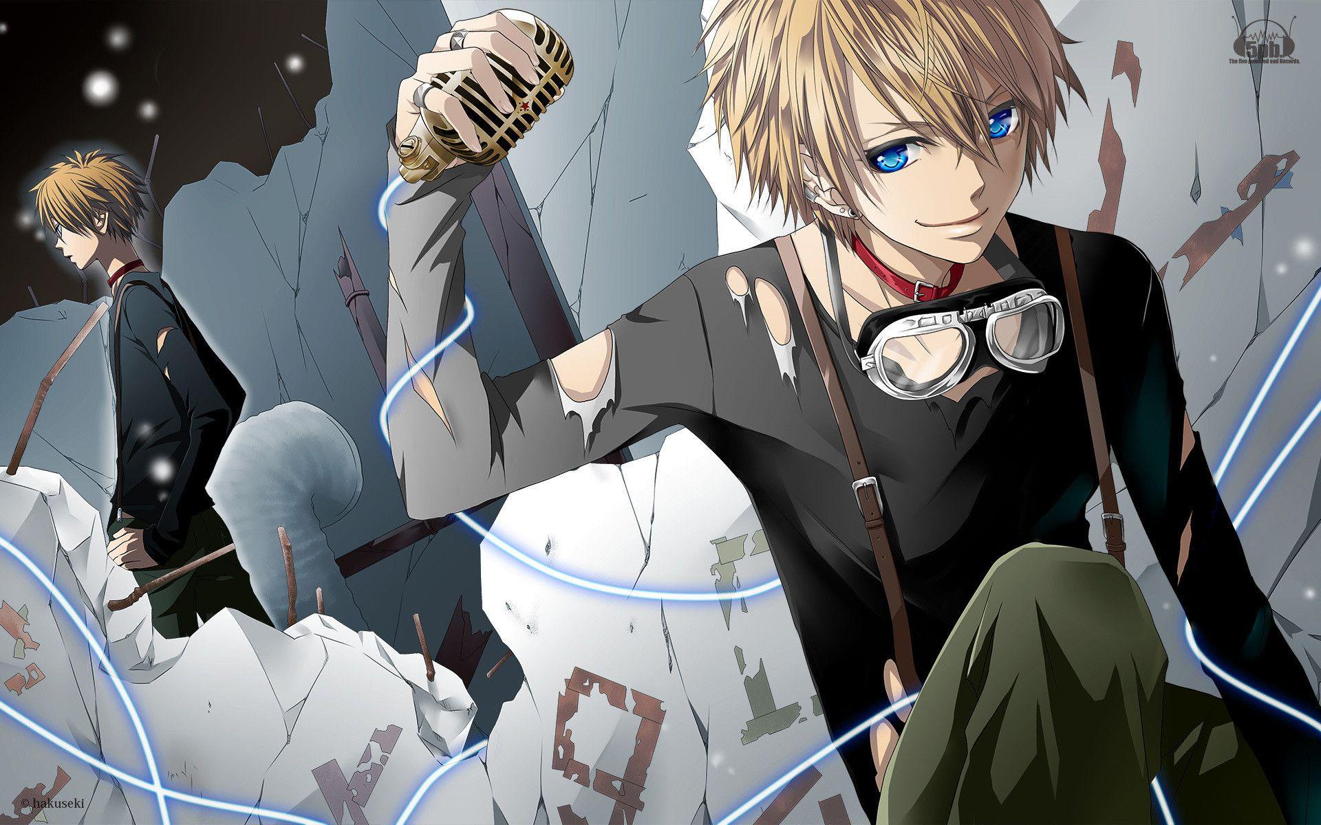 Anime Boys Wallpapers Anime Android Wallpaper Anime Hd Anime Wallpapers