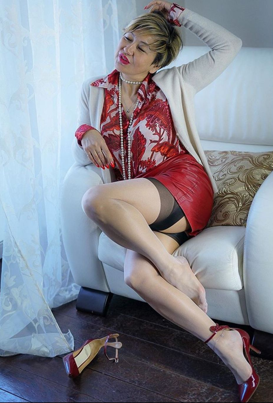 Skinny - Mature Ladies Pics