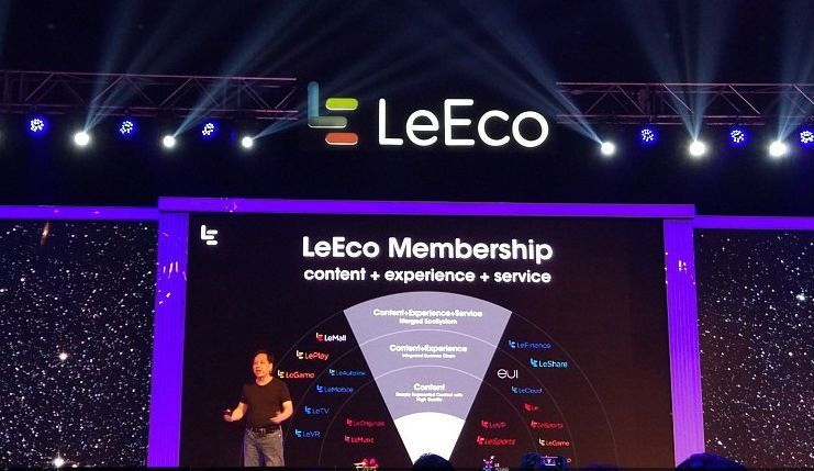 LeEco announces 'Supertainment' services in India