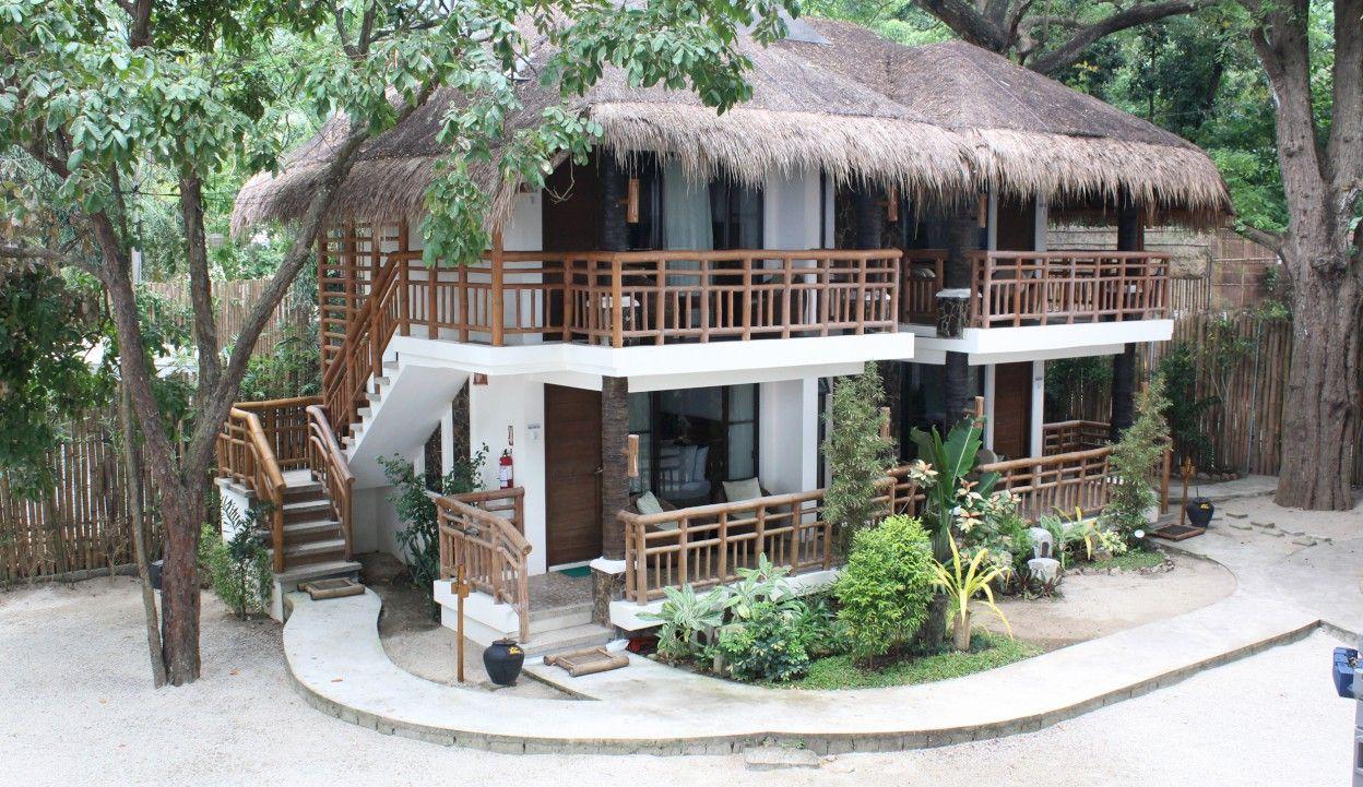 Acuaverde beach resort my batangas beach resorts bahay for Cheap house design philippines