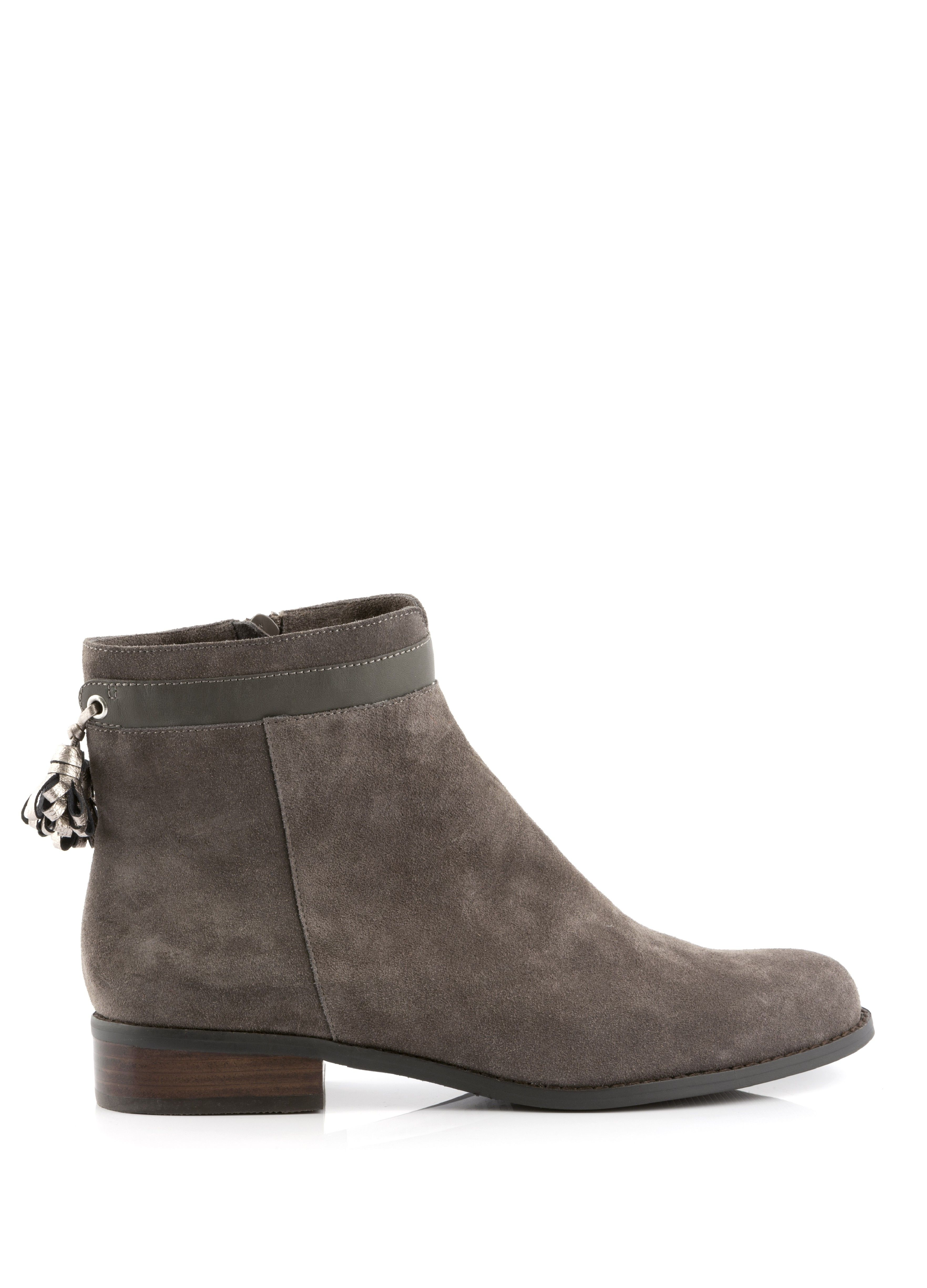 bottine rafale gris chaussures femme femme w a r d r o b e pinterest fall winter shoes. Black Bedroom Furniture Sets. Home Design Ideas