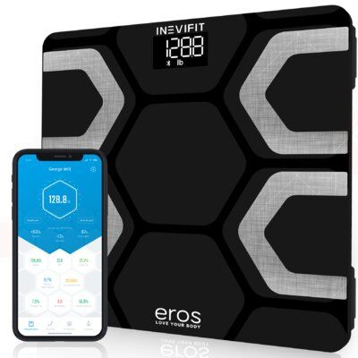 INEVIFIT Inevifit Eros Bluetooth Body Fat Scale in