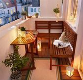 Photo of Bodendekoration im Freien mit Runnen-Decks – Balkondekorationsideen in jedem ein…