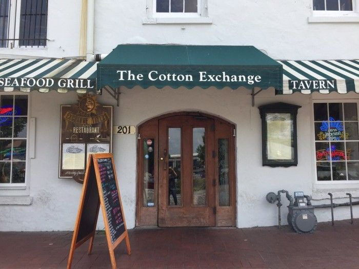 The Cotton Exchange 201 E River St Savannah Ga 31401