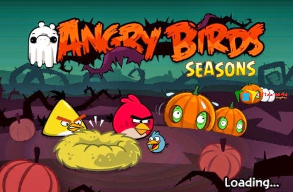 angry birds seasons key