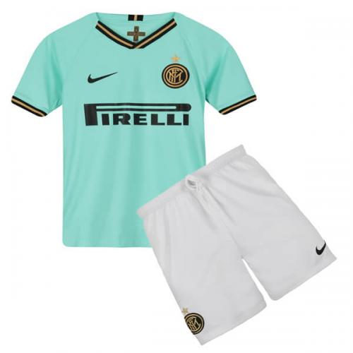 Soccerjerseyparadise Cn 19 20 Inter Milan Maglia Gara Away Bambino Inter Milan Soccer Kits Soccer Uniforms