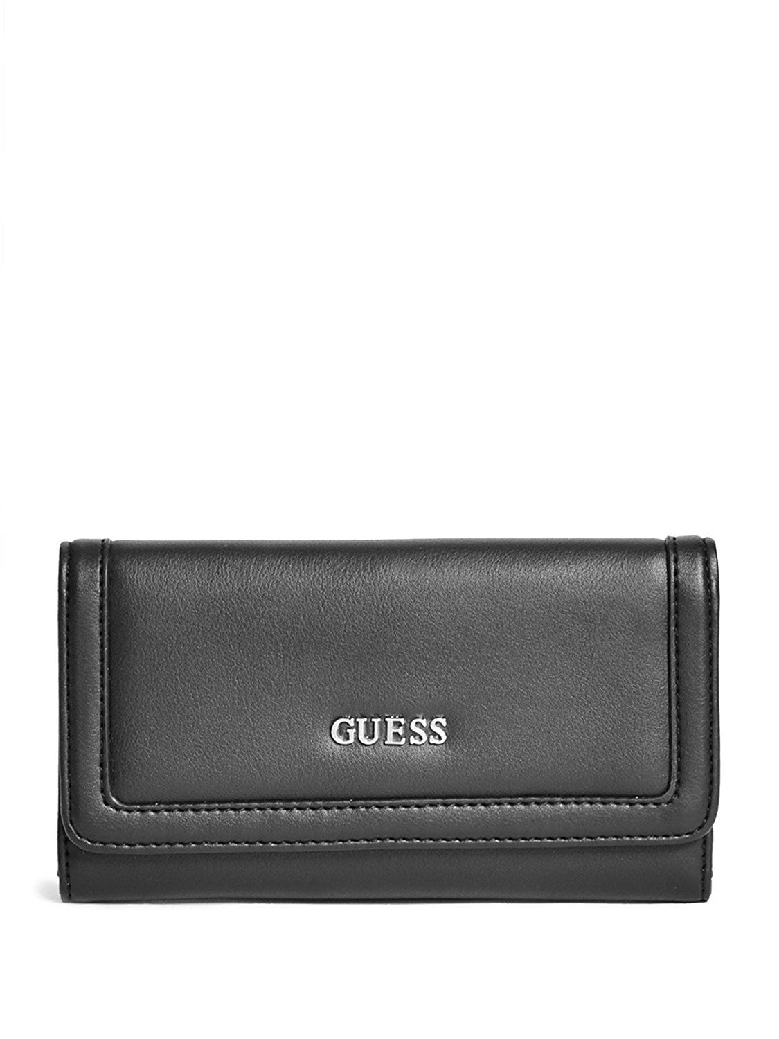 GUESS Women's Tulsa Slim Wallet *** Check this awesome image